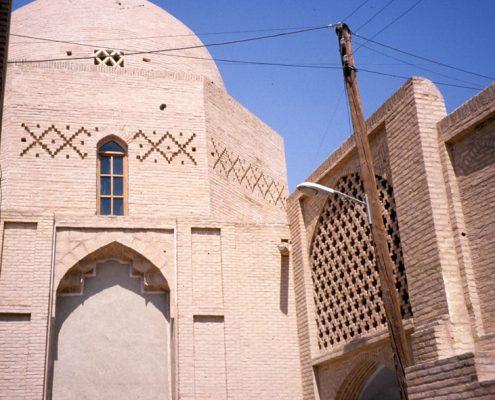 مسجد جامع نائین